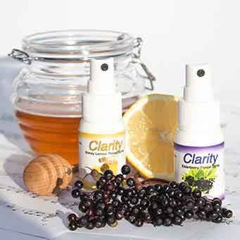 Clarity Voice Spray