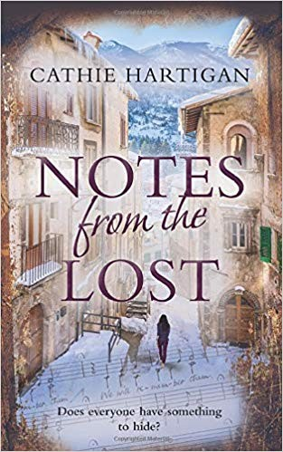 Notes From The Lost by Cathie Hartigan