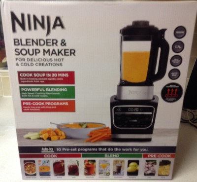 Ninja Blender & Soup Maker HB150UK
