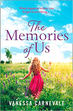 The Memories of Us by Vanessa Carnevale