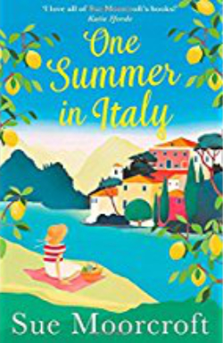One Summer In Italy by Sue Moorcroft