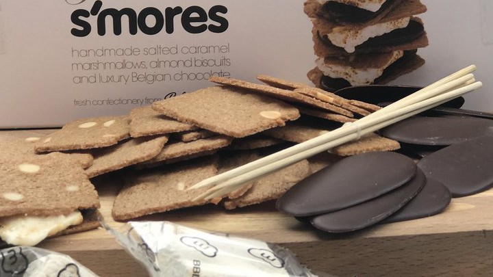 Awesome Marshmallow S'Mores Kit From Belinda Clarke! Do Buy This Kit - You Won't Be Disappointed!