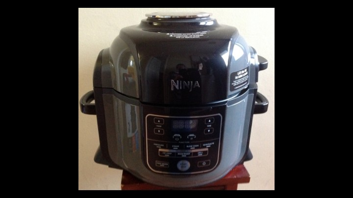 My Review Of Super Ninja Foodi OP300UK Multi Cooker