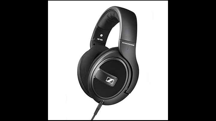 Great Value Over Ear Headphones From Sennheiser? Try The HD569 Headphones - You Won't Be Disappointed!