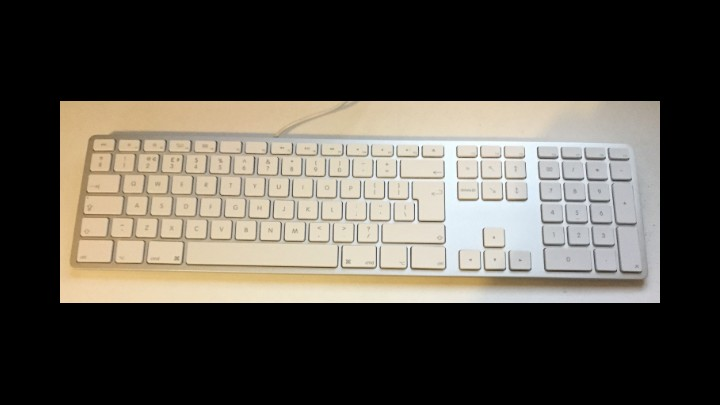 An Excellent Wired Aluminium Keyboard In UK For Mac? Try The Matias FK318S-UK From The Keyboard Company!