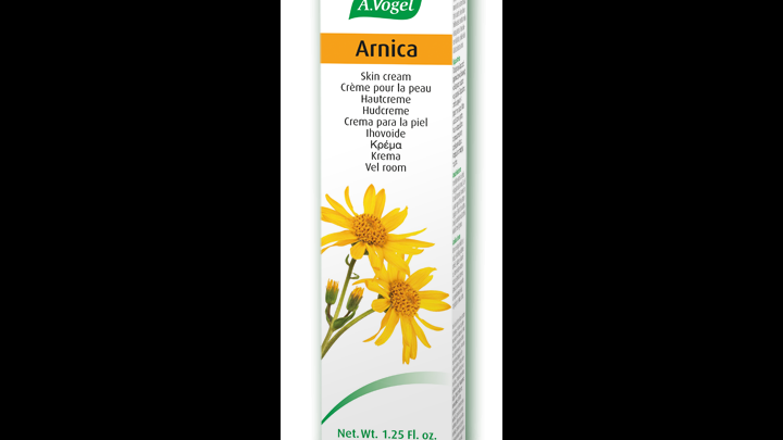 Best Treatment For Bruises And Bumps? Try Arnica Skin Cream From A Vogel - Suitable For All Skin Types!