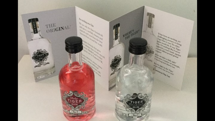 A Good Friend Reviews Tiger Gin!