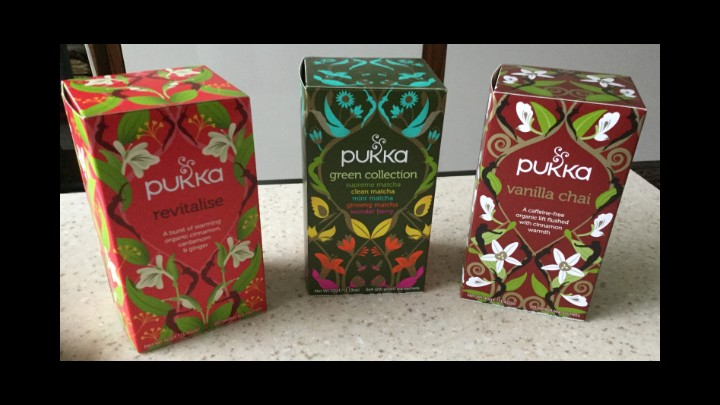 Reviewing Pukka Herbal Teas - The Fabulous Range On Offer Gets Even Better!