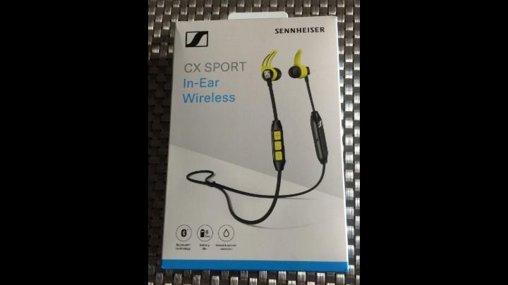 My Review Of Sennheiser CX SPORT In-Ear Wireless Headset