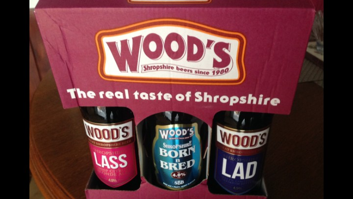 My Review of Great Shropshire Beers -Woods From Wistanstow