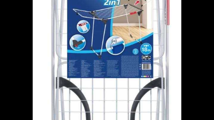 My Review Of Vileda Premium 2-In-1 Indoor Drier