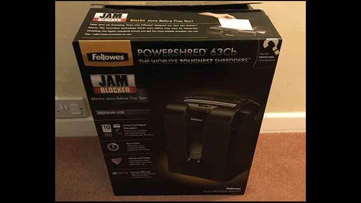 Best Medium Shredder? Fellowes Powershred 63Cb Does The Job Brilliantly!