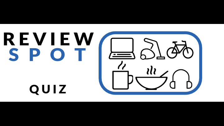 ReviewSpot Topical News Quiz Week 33