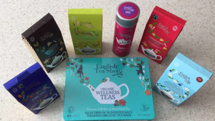 Reviewing A Wide Range Of Teas From The English Tea Shop