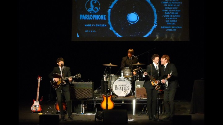 My Review And Q And A With The Upbeat Beatles