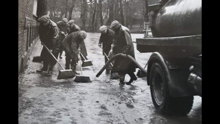 Reviewing The Exmouth Floods In 1960