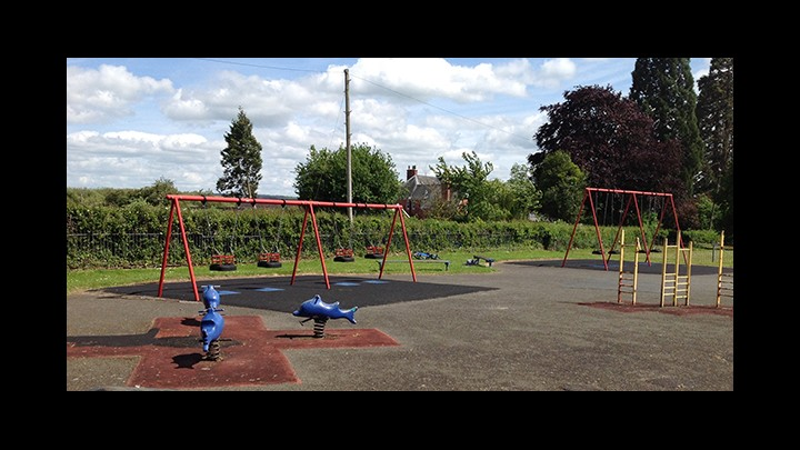 Reviewing Some Local Playgrounds - Why Are They Almost Always Empty?