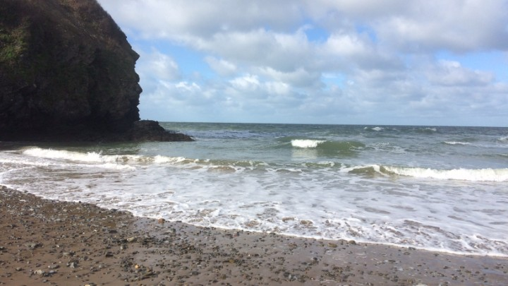 A Birthday Treat Visit To Llangrannog!