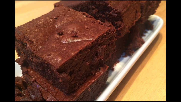 Gluten Free Brownies - A Super Easter Treat Maybe?
