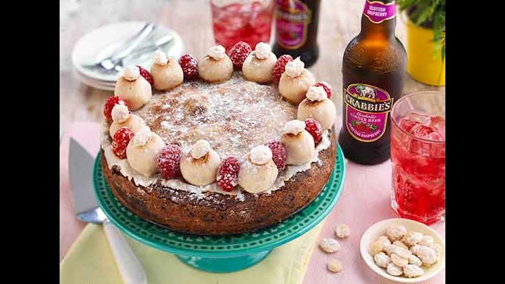 Crabbie's Simnel Cake - A Delicious Alternative For Easter!