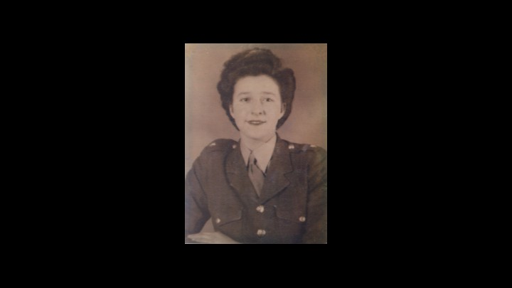 War Time Experiences Of My Mum Kathleen Cox nee Tirrell (in her own words)