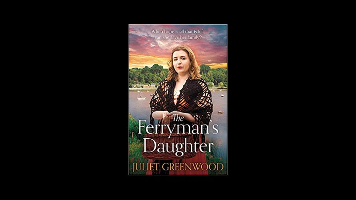 Readers Reviews Of The Ferryman's Daughter By Juliet Greenwood