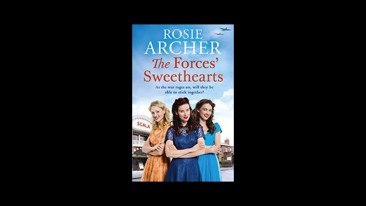 Readers Reviews Of The Forces Sweetheart By Rosie Archer