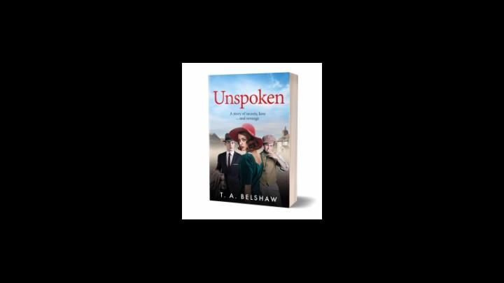 Unspoken By Trevor Belshaw