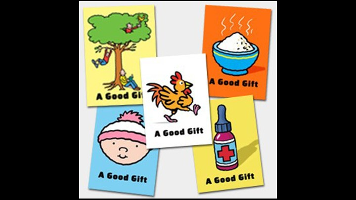 Charity Gifts At Christmas - The Good Gifts Website Have Some Great Ideas!