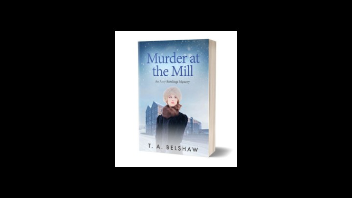 Murder At The Mill By Trevor Belshaw