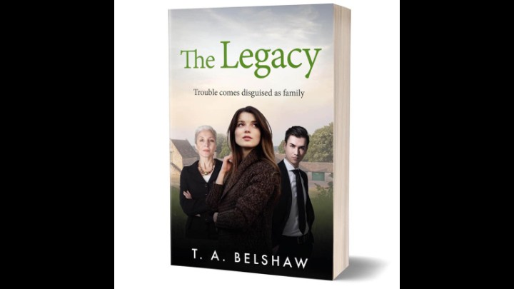 My Review Of The Legacy By Trevor Belshaw