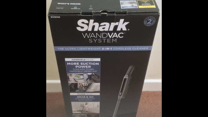 My Review Of The Shark WandVac System 2-in-1 Cordless Handheld Vacuum Cleaner with Anti Hair Wrap